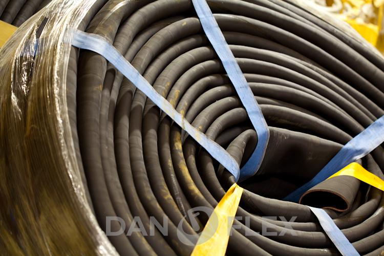 Plicord Fuel Discharge Рукав резиновый напорный плоскосворачиваемый бункеровочный