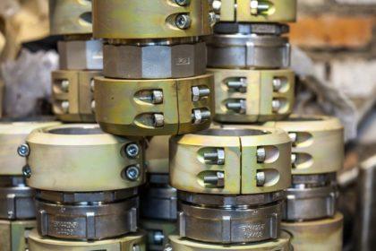 Полевой ремкомплект для шлангов плоскосворачиваемых полиуретановых